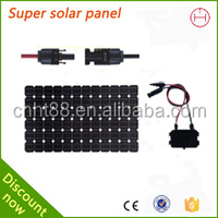 Top supplier highest efficiency 250watt 300 watt solar panel for wholesales