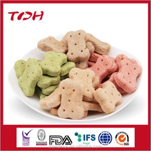 Coarse Grain Bone Shape Biscuits Natural Dog Food of Pet Food or Dog Treat of Pet Treat or Dog chews of Pet Snack