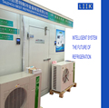 R404a intelligent refrigeration condensing unit cold room
