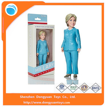 OEM Realistic Hillary Clinton Action Figure for 2016