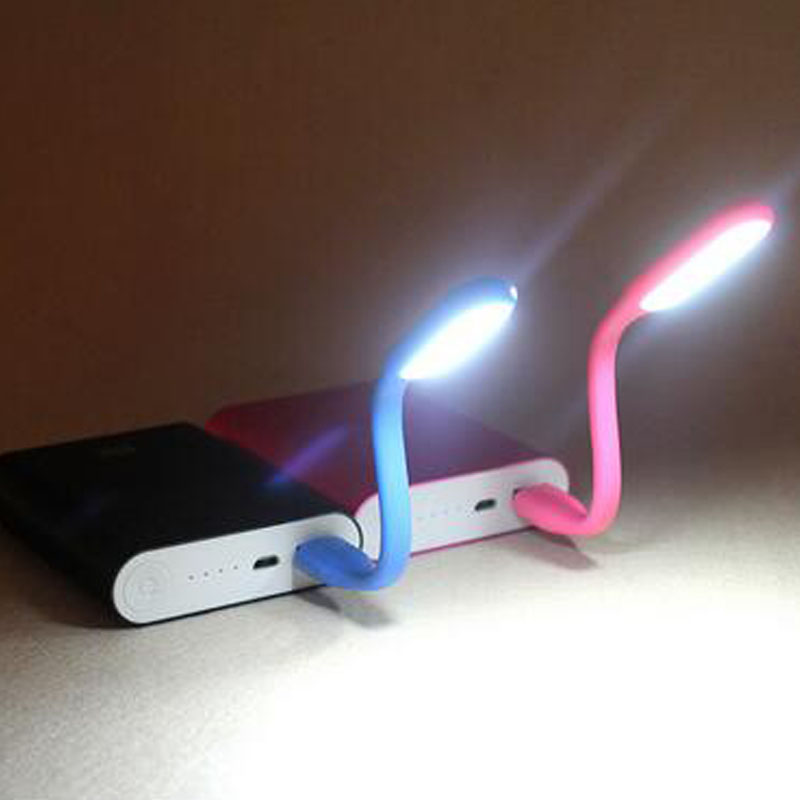 Ultra Bright USB Desk Lamp For Notebook Flexible Led Light Foldable