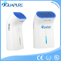 Portable home green air purifier ionizer