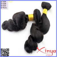 100% peruvian human hair spring roll hair extension