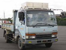 MITSUBISHI FUSO FIGHTER TIPPER / 6D16 ENGINE