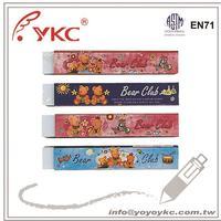 E2060 all kinds of ring eraser fruit eraser promotion eraser from china