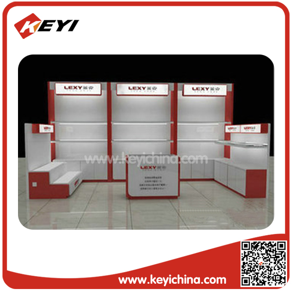 Low price UL certificates appliance display High quality corrugated paper cardboard appliance display