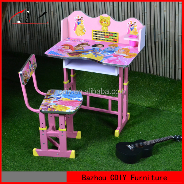 Modern Cheap Children Study Table With Kids Chair Buy
