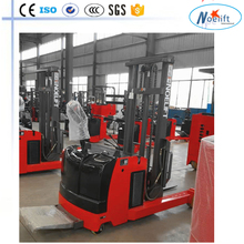 noise reduction and freedom from exhaust reach truck with low price Battery Electric Reach Truck AC system