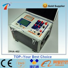 Substation essential test set transformer turns ratio tester TPVA-402