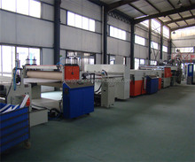 pp hollow corrugated board machine/production Line/extrusion line