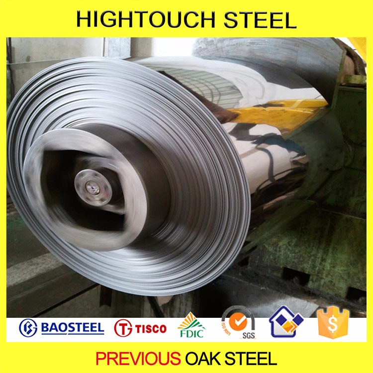 India Market Prefer Guangzhou Cold Rolled Steel Coil Ss304 Stainless Steel Mirror Finish