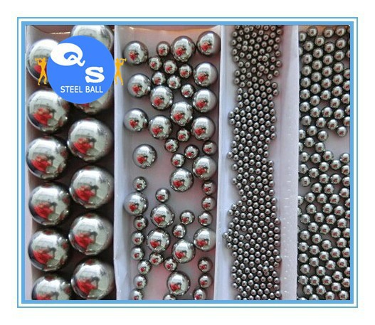 3/16 inch low carbon steel ball for bicycle bearing parts