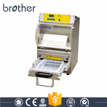 Brother manual fast food tray packaging sealer machine FRG07