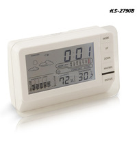 Hot quality OEM weather forecast clock