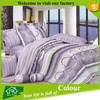 european style colorful branded bed sheet