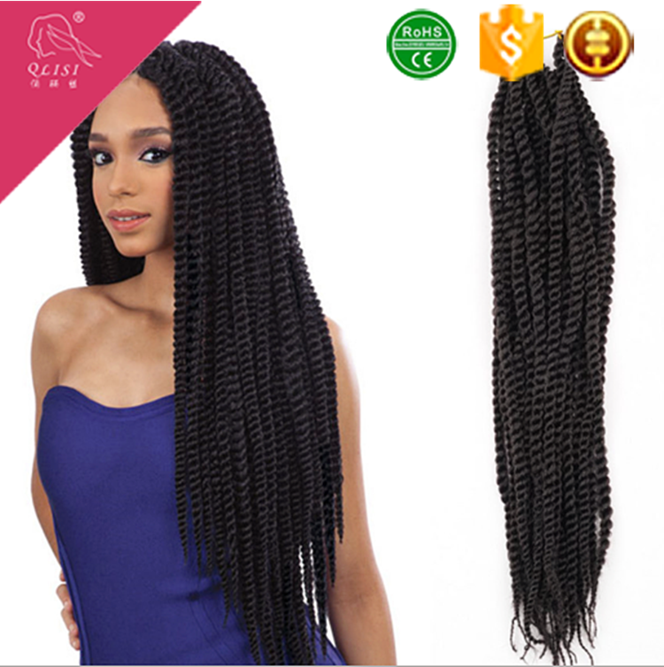 High Quality Raw Material Synthetic Hair Extension Jumbo Braiding Wholesale Ombre Synthetic Braids