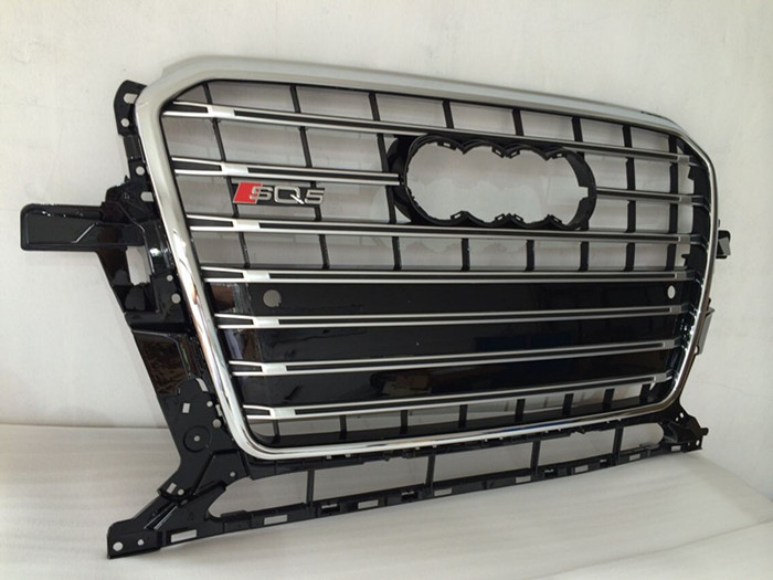 auto front grill for audi Q5 SQ5 style grille FOR 2013up