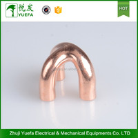 China suppliers copper plumbing compression fittings