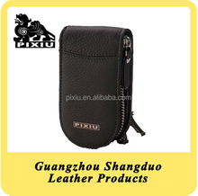 Wholesale Price Genuine Leather Custom Key Case for Car