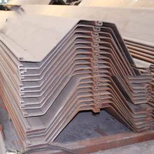 400x100x10.5mm U type steel sheet piles