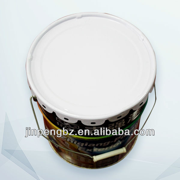 18l printed painting circles steel drum manufacturer