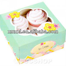cupcake paper boxes & carriers