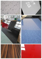 High Glossy UV MDF/MELAMINE FACED MDF in Different Thickness