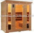 Mica carbon heater far infrared sauna room