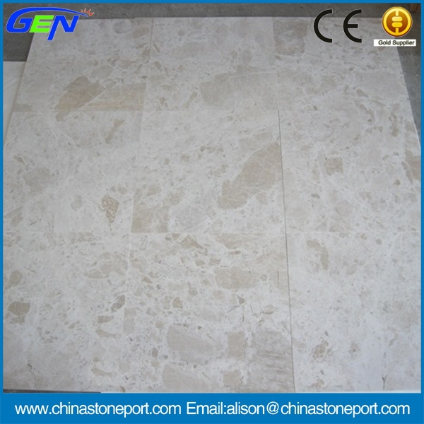 Profession Imperial Cheap Polished Cream French Vanilla Marble Tiles
