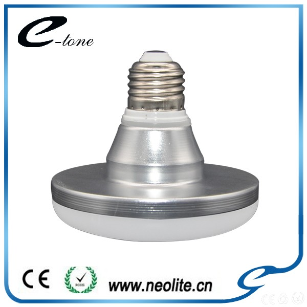 New Products 2016 SMD2835 Plastic And Aluminum Material UFO Shape Lights & Zhongshan Led Lighting Bulb 1800K
