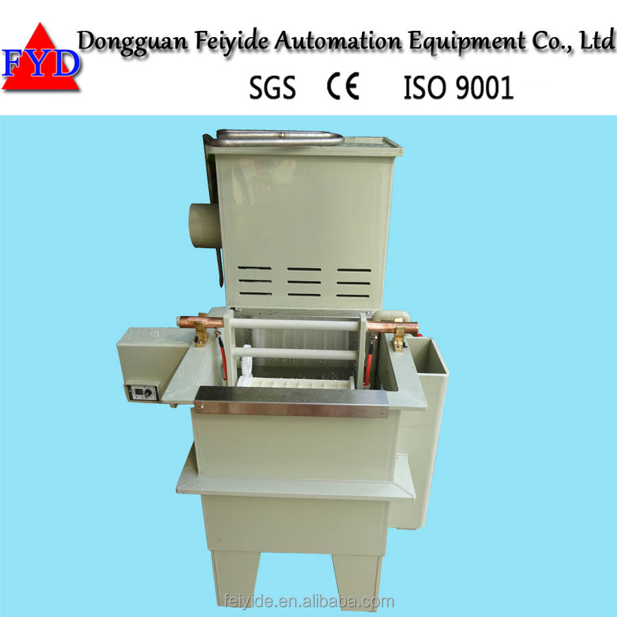 Feiyide Plating Machine Gold Electroplating Tank for Jewelry Metal Parts