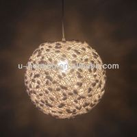 Ceiling lamp Pendant Light With Drum Shade