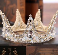 Wholesale & Custom Tiaras and Crowns Headband, Beauty Queen Pageant Crowns