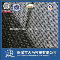 Flower mesh Interfacing/weft insert interlining/garment accessories and trims