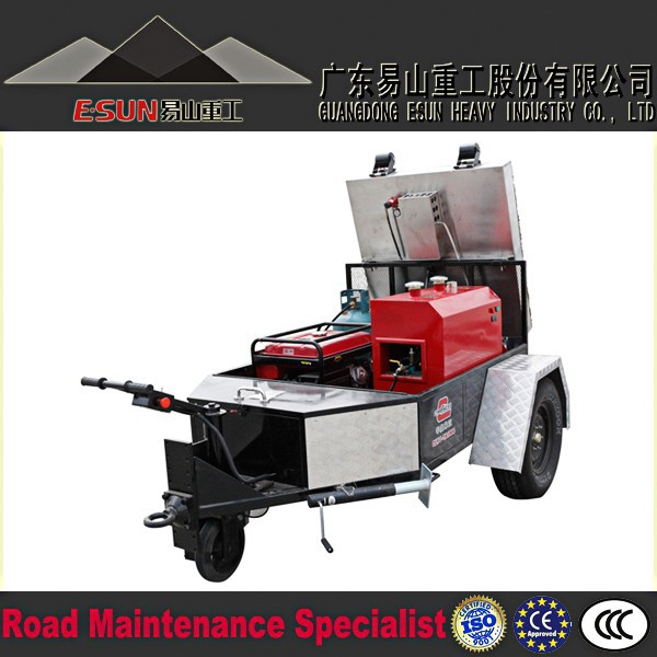 CLYJ-TDA1800 multi-function trailer asphalt heater