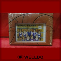Hot Selling Plastic basketball photo frame