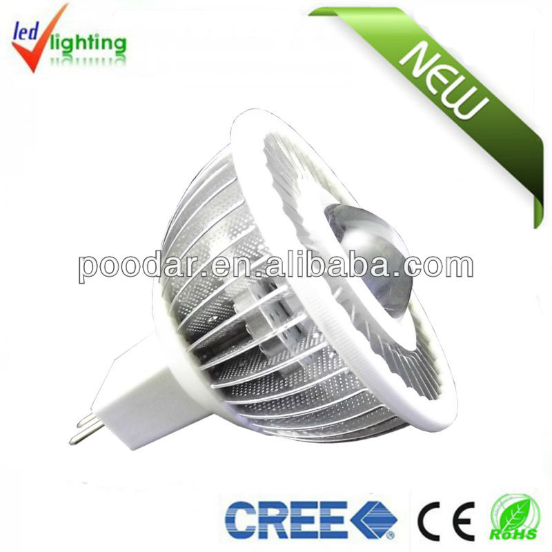 7 watt led mr-16 bulb 12 volt high power led