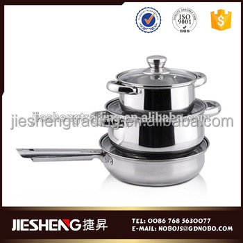 for ready meals ultralight weight stainless steel pot