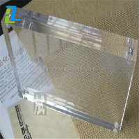 Solid custom acrylic block, acrylic paper weight, acrylic photo block wholesale