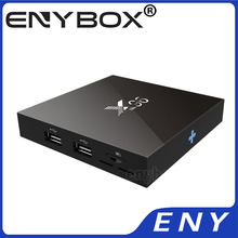 Smart Amlogic S905X Quad Core 4K 2g 16g X96 Android Tv Box