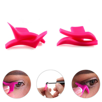 High Quality makeup tools silicone eyeliner stamp eyeshadow stamp eye wing style multifunction wing eyeliner