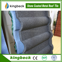 Milano stone coated steel roof tile stone coated steel roofing sheet