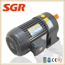 reverse rotation single phase ac gear motor