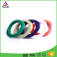 China manufacturer BPA Free silicone wristbands 100% food grade silicone wrist band