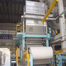 1092mm Automatic Toilet napkin roll paper making machine(color glue printing) and tissue napkin machine