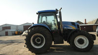 Tractor New Holland TG 285