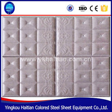 3D decorative wall panel 3D carved wall board for hotel or apartment indoor decoration