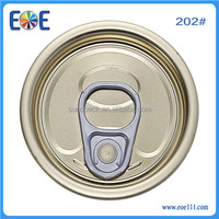 wholesale canned exotic food 202#52mm easy open end