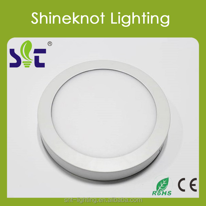 round led panel light 18w surface mounted ceiling lights