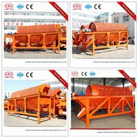High efficiency high technology gold ore washing equipment
